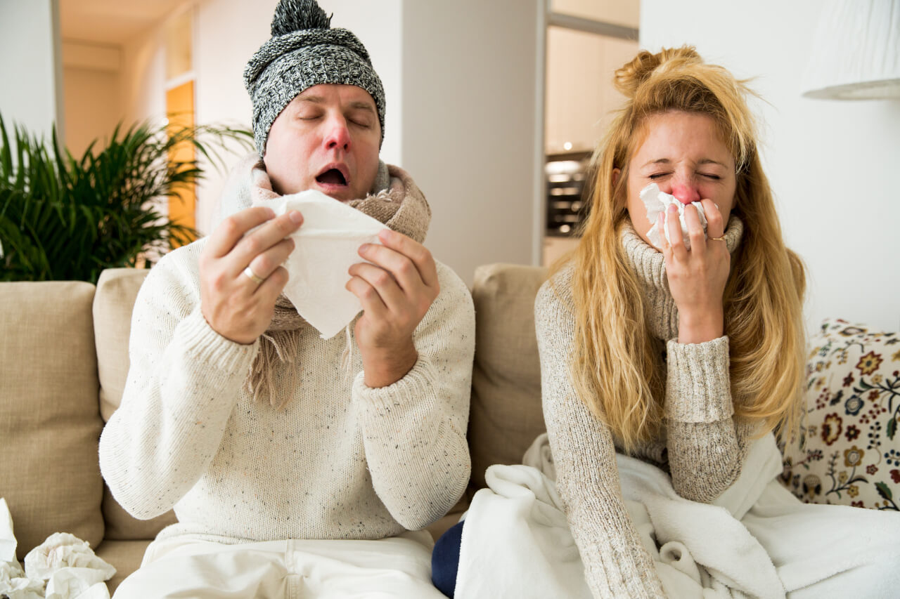 difference between cold and sinus infection
